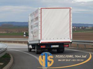 prevoz i selidbe-selidbe Novi Sad