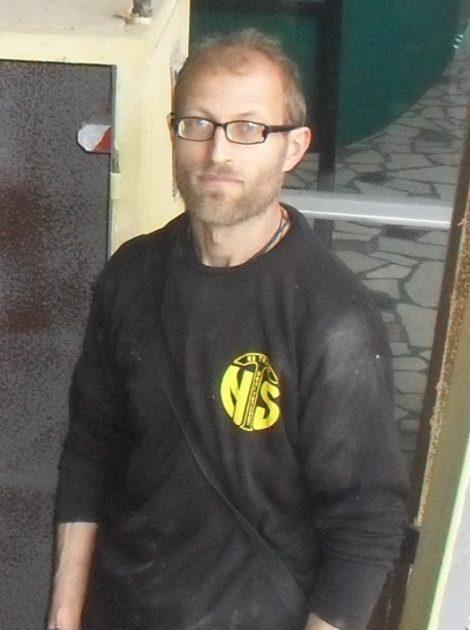 Milosav Damnjanović CVIKA